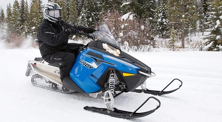 Тенты и чехлы на снегоход POLARIS