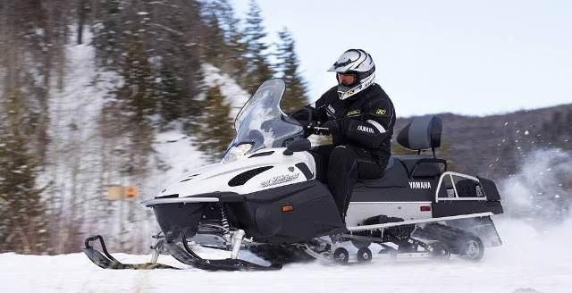 Тенты и чехлы на снегоходы Ямаха (Yamaha)