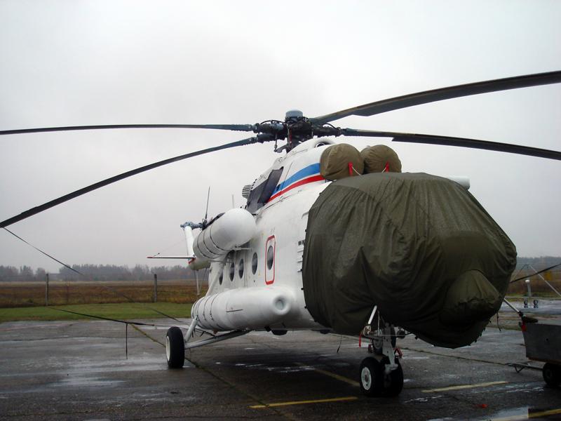 тент для вертолетов