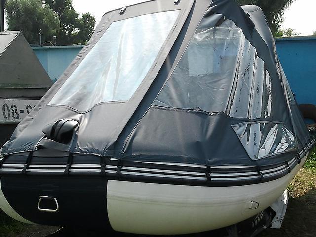 ходовой тент для лодки гладиатор в 330