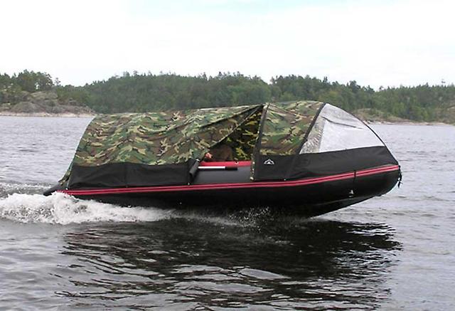 Надувная лодка своими руками фото